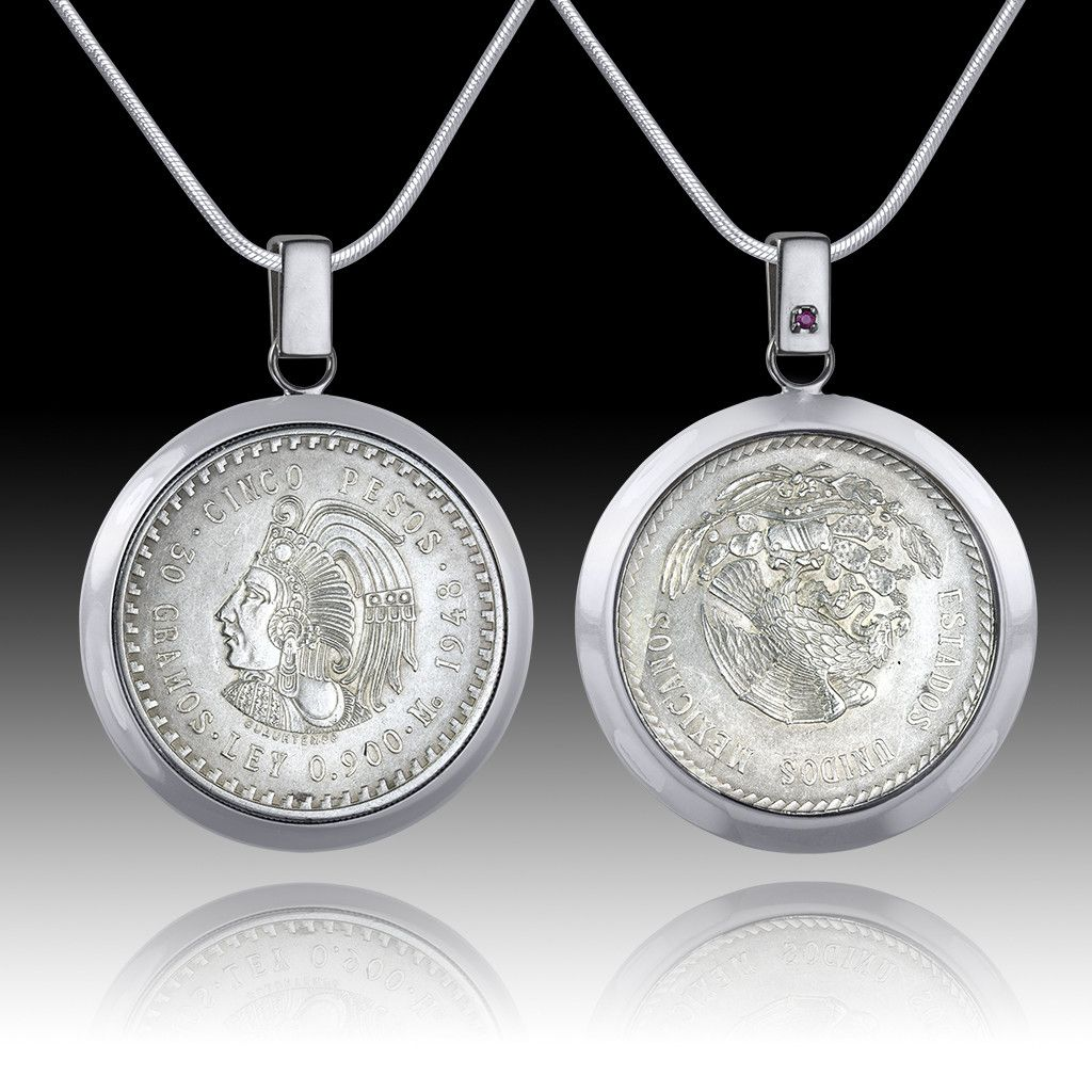 Heirloom Vintage Coin Jewelry. Vintage & Antique Jewelry